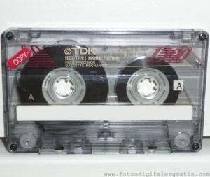 Cassette-tdk-FDG