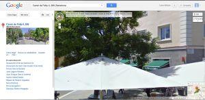 Goggle Street, Carrer Felip II Barcelona