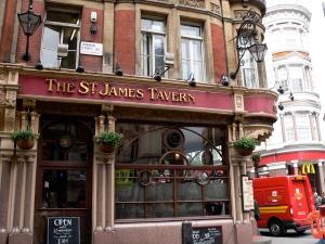 St. James Tavern, Londres