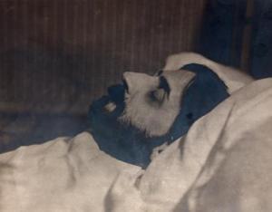 Marcel Proust, por Ray Man
