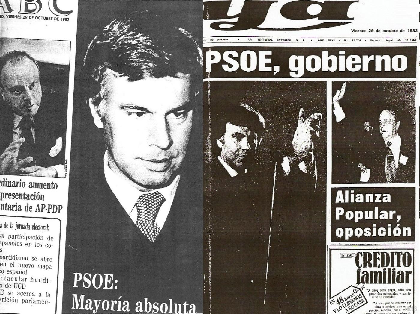 Elecciones 1982