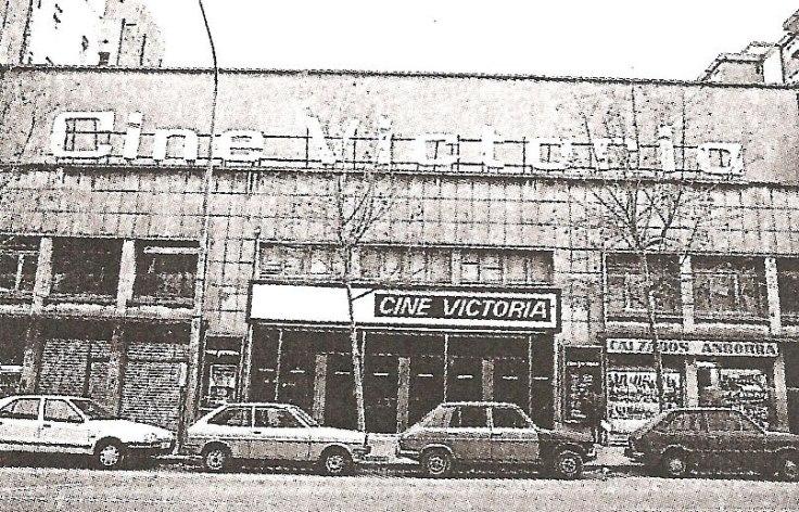 Cine Victoria (la imagen procede de http://eltranvia48.blogspot.com.es/)